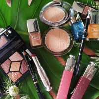La natura più selvaggia nel make-up Wild Earth firmato Dior