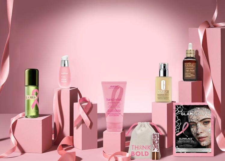 Prodotti best seller Estée Lauder Nastro Rosa