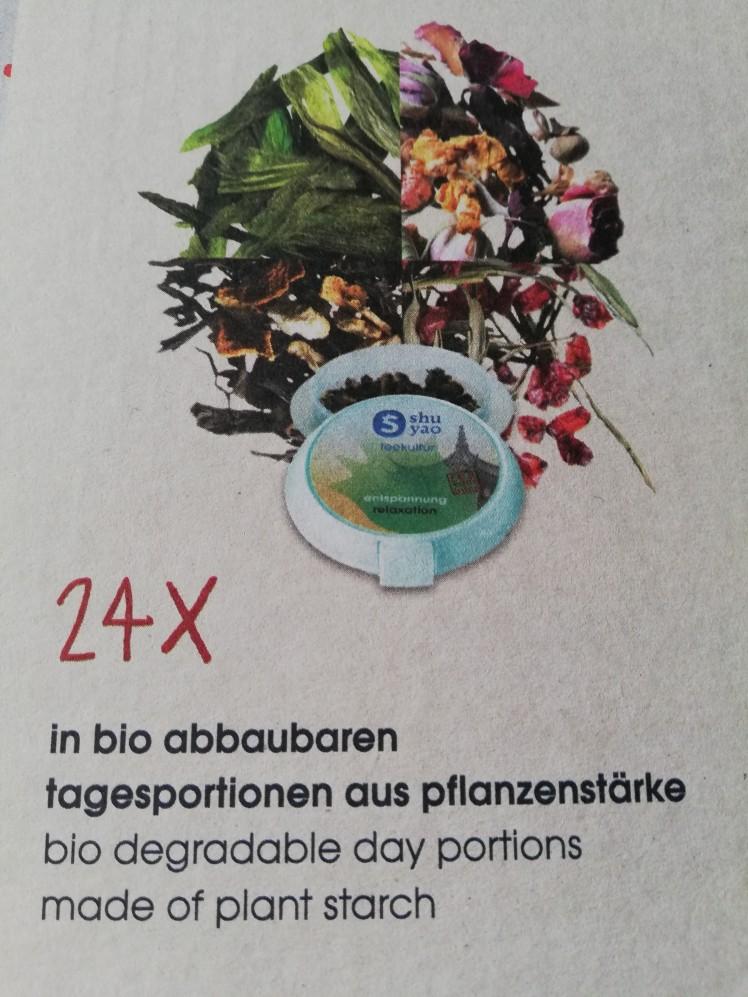 Calendario dell'Avvento con tè assortiti su Qvc