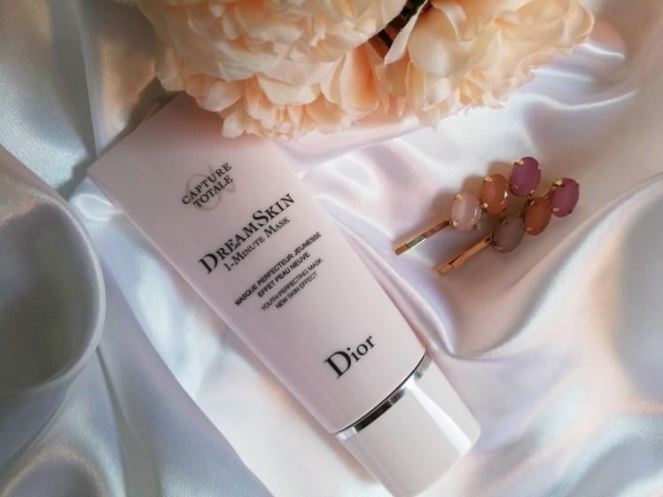 Recensione Dior antiage maschera Dreamskin