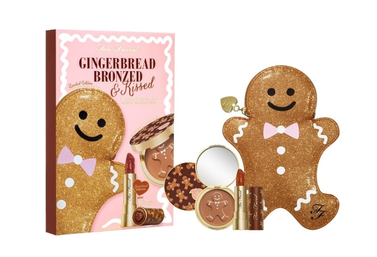 Cofanetto make-up Too Faced Natale