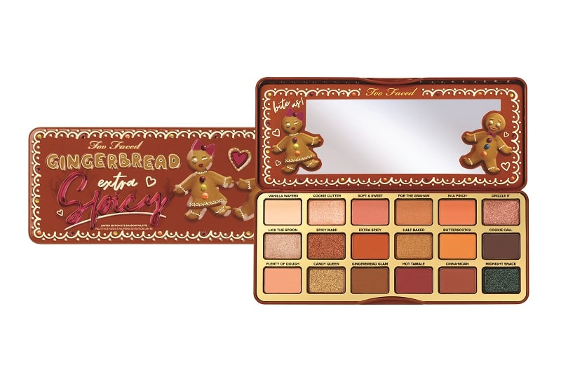 Idee regalo Too Faced Sephora Natale 2019
