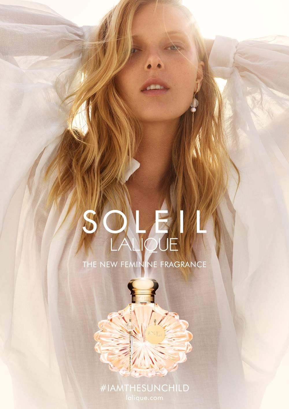 Profumo lusso gioiello Soleil Lalique