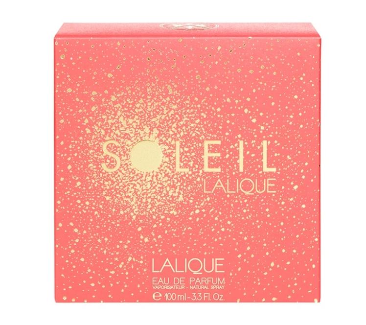 Profumo lusso Soleil Lalique