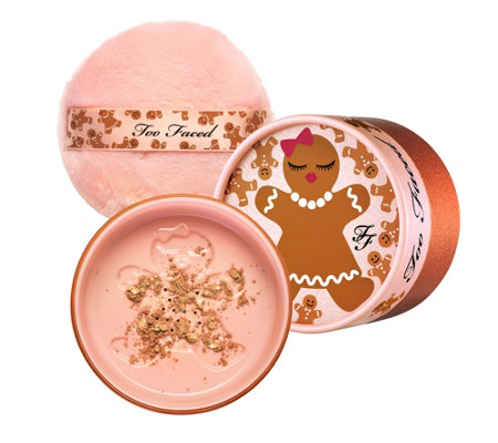 Polvere illuminante retro Too Faced Natale
