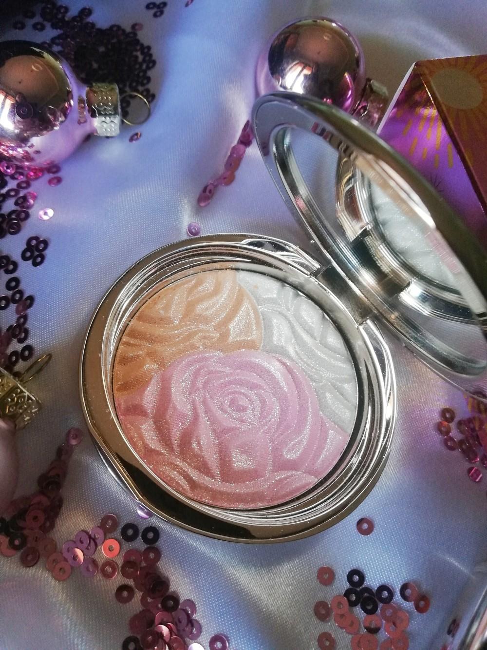 Cipria illuminante By Terry alla rosa