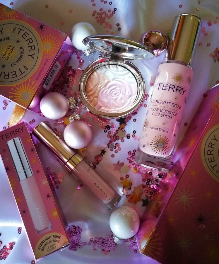 Make up feste di By Terry al profumo di rosa