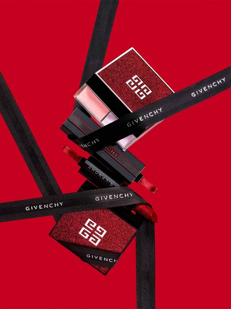 Make-up di Natale Givenchy edizione limitata