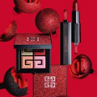 Il Natale di Givenchy, collezione make-up Red Line