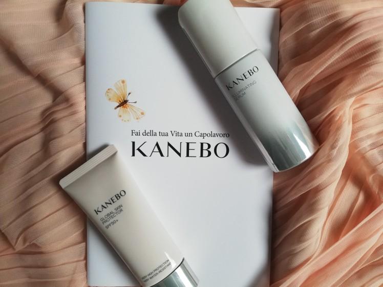 Skincare giapponese Kanebo contro inquinamento e macchie scure