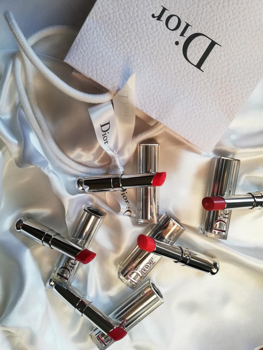 Recensione dei nuovi rossetti Dior Addict Halo Shine