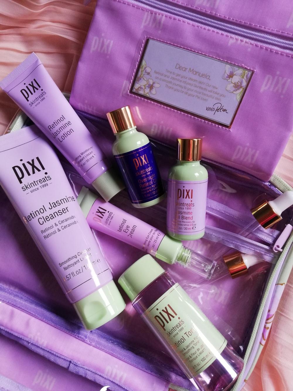 Pixi beauty nuova linea skincare da Sephora