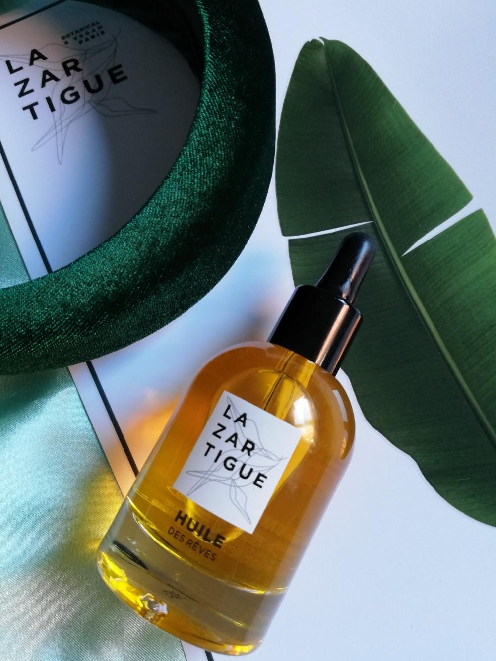 Recensione dell'olio secco per capelli Lazartigue