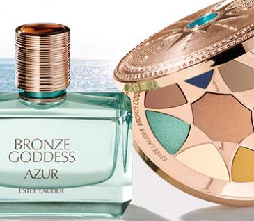 Collezione profumi e make-up di Estée Lauder per l'estate