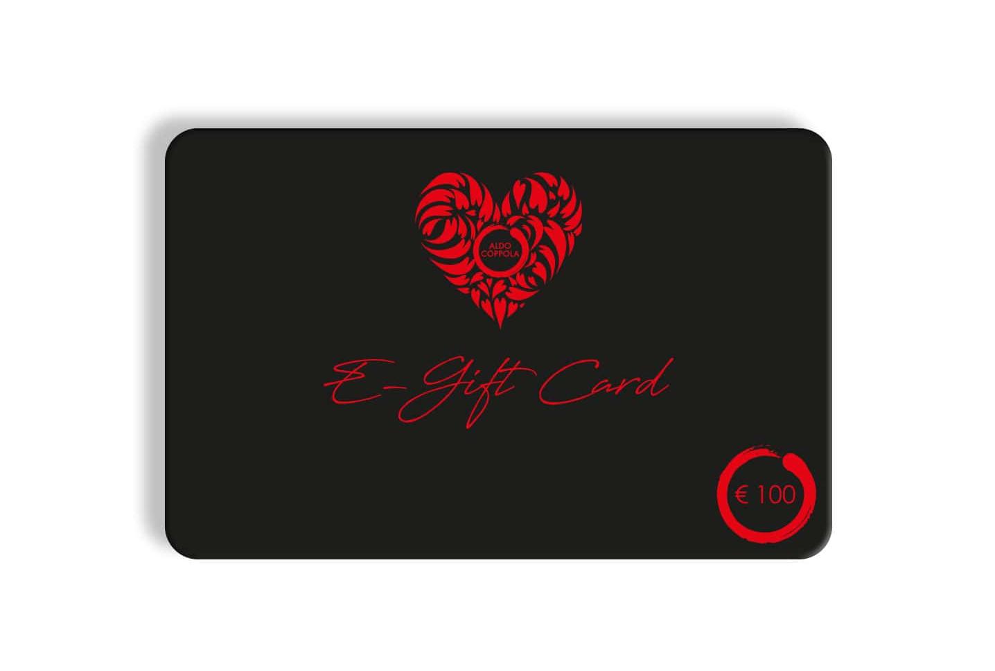 Gift card Aldo Coppola regalo prodotti per la cura dei capelli