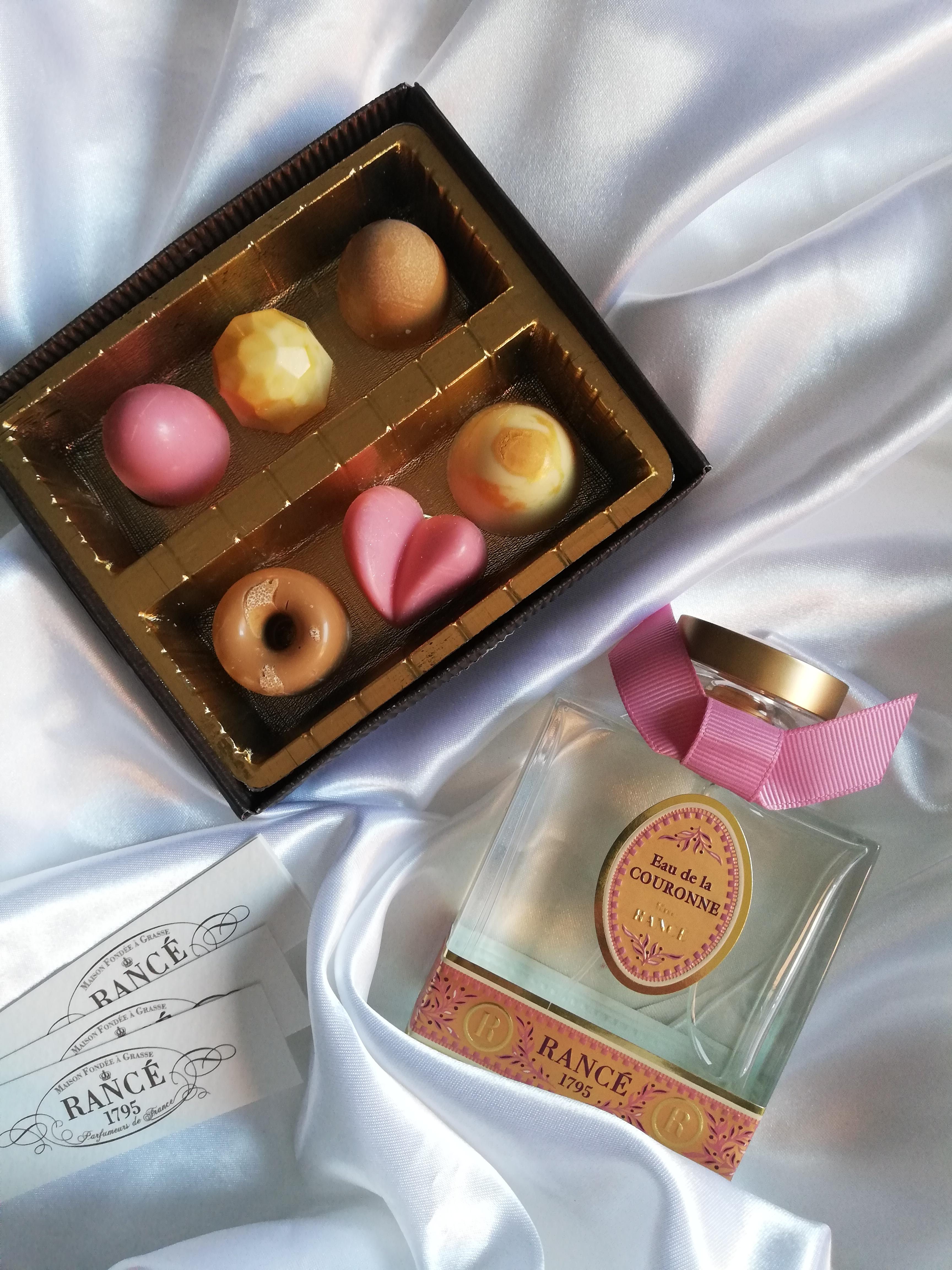 Degustazione olfattiva profumo e cioccolato, Rancé 1795